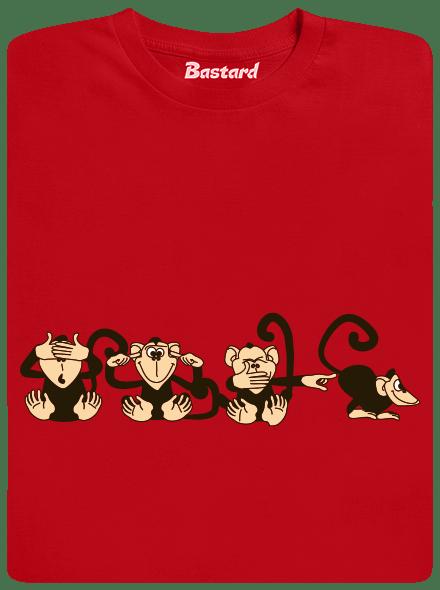 Bastard Opice dětské tričko