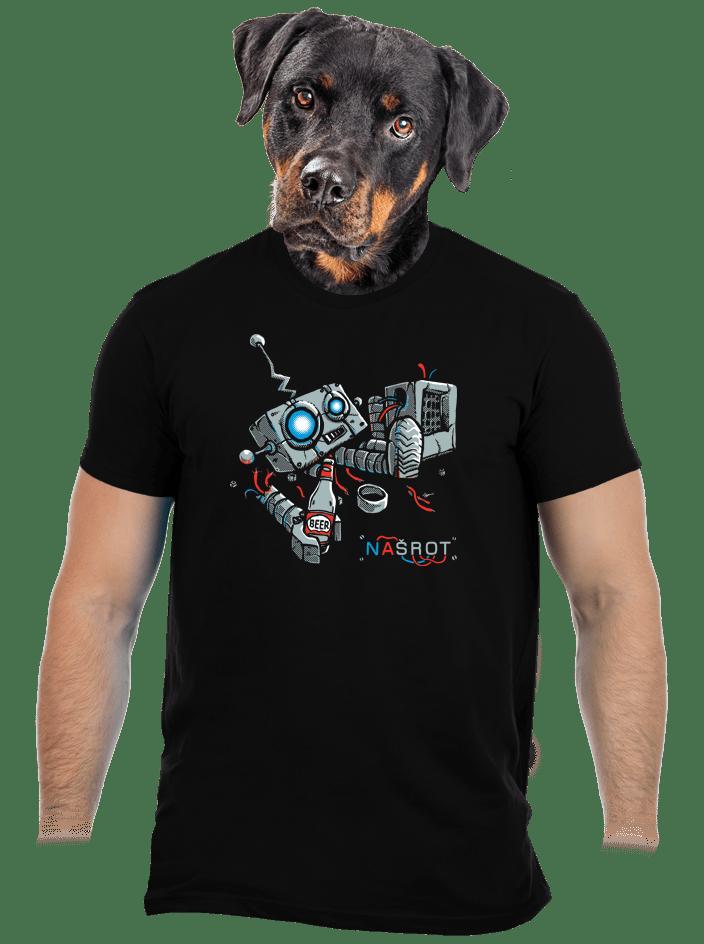 Našrot pánské tričko