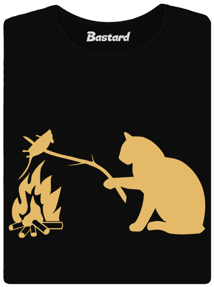 Bastard Kočka a myš dámské tričko