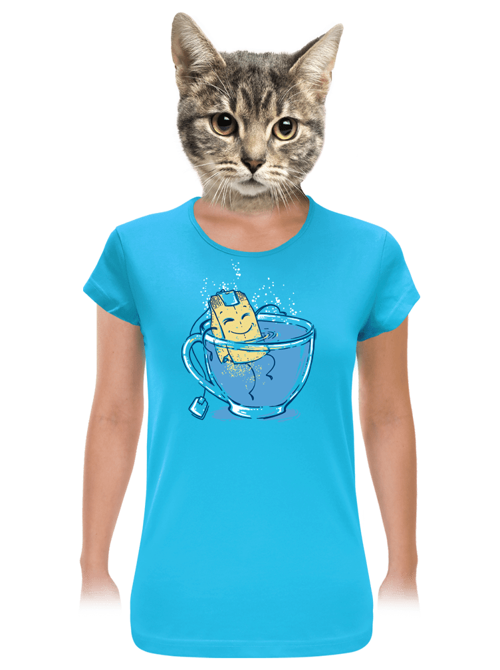 Relax dámské tričko
