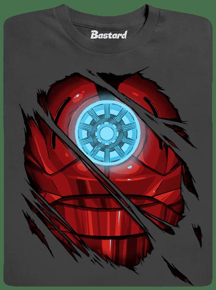 Bastard Ironman pánské tričko