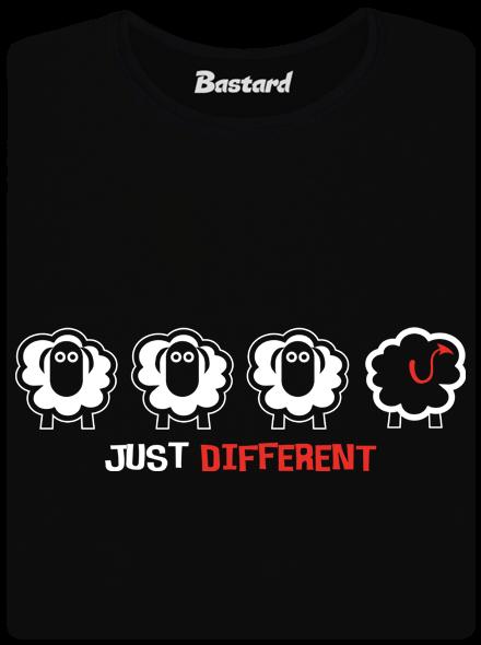 Bastard Černá ovce dámské tričko