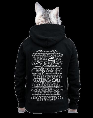 Matematik dámská mikina