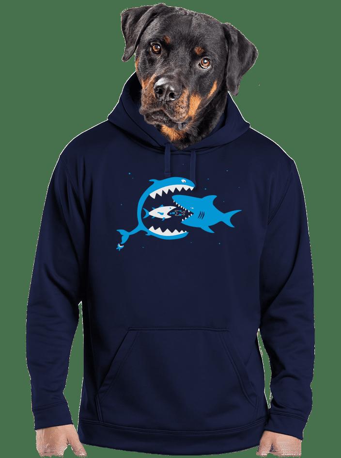 Rybky pánská mikina