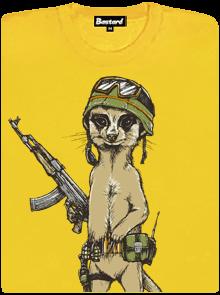 Bastard Surikata dámské tričko