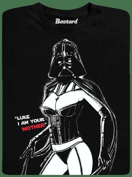 Bastard Mrs. Vader pánské tričko - nový střih