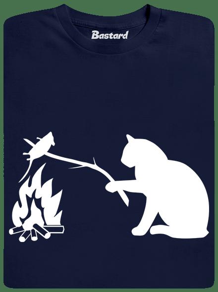 Bastard Kočka a myš pánské tričko