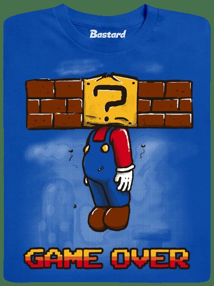 Bastard Game over pánské tričko